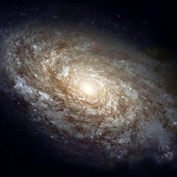 Immagine di galassia